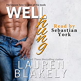 Well Hung audiobook cover art