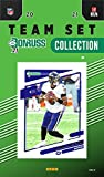 Baltimore Ravens 2021 Factory Sealed 10 Card Team Set with Lamar Jackson and 3 Rated Rookies Plus. rookie card picture