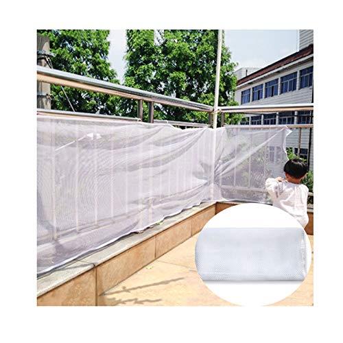 Red Protectora De Escaleras Anti-caída Red De Protección De Valla Para El Hogar La Hermosa Atmósfera No Afecta La Apariencia General De Las Escaleras, Fortaleciendo Efectivamente La Protección.