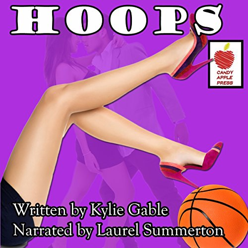 Hoops audiobook cover art