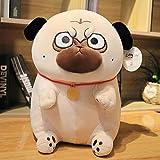Recordever Muñeca de Peluche My Wong WAN Sleeping Doll, Bazaar Black Plush Toy...