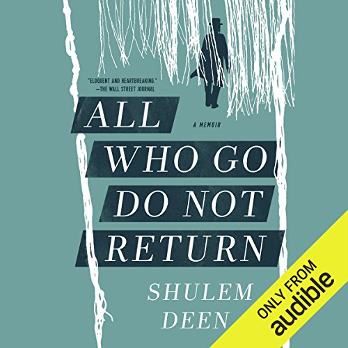 All Who Go Do Not Return cover art