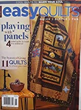 Fons & Porter's Easy Quilts MAGAZINE Winter 2019