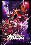 Tainsi Avengers:Endgame Movie Poster #2 - Matte Poster Frameless Gift 11 x 17 pulgadas (28 cm x 43 cm) *IT-00043