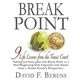 Break Point audiobook cover art