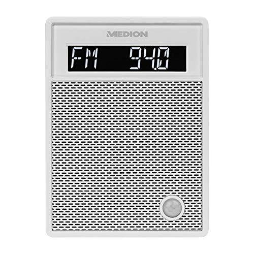 MEDION Life Bluetooth Steckdosenradio (weiß)