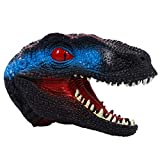 STOBOK Dinosaurio mano juguete de muñeca de goma suave dinosaurio juguete de goma muñeca de juguete de rol para niños fiesta ggift