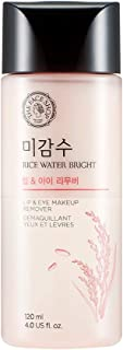 The Face Shop Rice Water Bright Lip and Eye Remover,