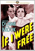 If I Were Free [DVD] [Import]