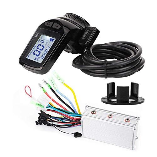 Controlador de motor sin escobillas Nimoa - Controlador de pantalla LCD de...
