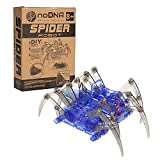 Spider Robot Spinnen-Roboter I Roboter zum selber Bauen I Kinderspielzeug Do It Yourself Kinder Roboter-Bausatz mit 8 Beinen DIY Robotik-Bausatz für Adventskalender, Kinder und Jungen ab 8 Jahren