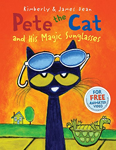 Pete the Cat and His Magic Sungl...