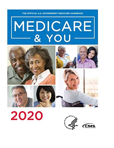 Compare Textbook Prices for Medicare & You Handbook 2020  ISBN 9781692137694 by U.S. Centers for Medicare and Medicaid Services, CMS