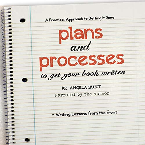 Plans and Processes to Get Your Book Written cover art