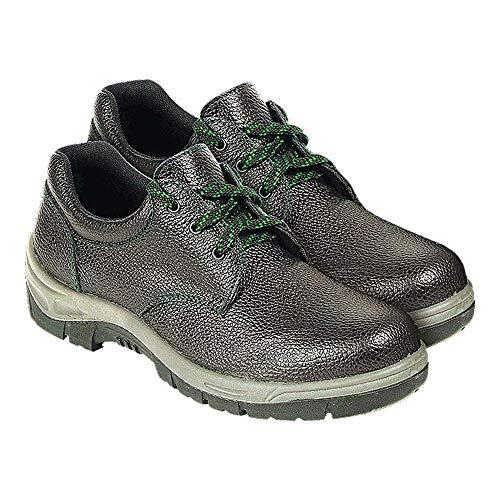 Rijst BRSEMIREIS51 veiligheidsschoenen, zwart-grijs-groen, 51 maat
