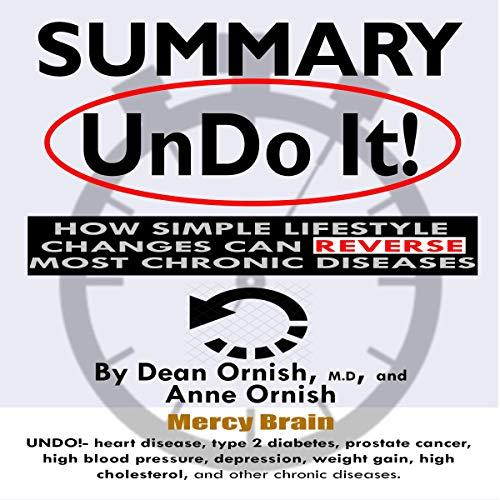 Summary of Undo It! Titelbild