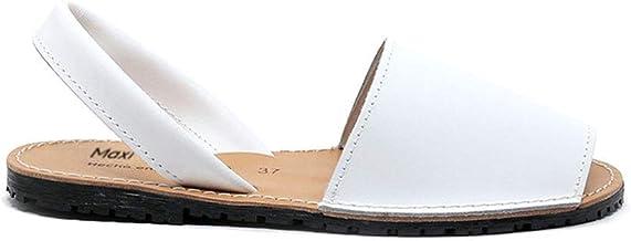 Zapatos Menorquina Piel Cuero Hecho en España Sandalia Mujer Hombre