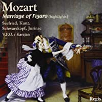 Marriage of Figaro by W.A. Mozart