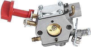Grasmaaier Carburateur, Metalen Carburateur Vervanging Bosmaaier Carburateur voor Husqvarna 243R 243RJ 543RBK 543RBX 543RS...