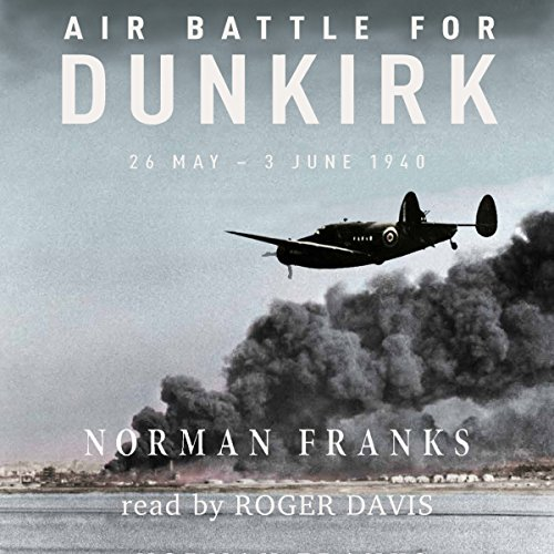 Air Battle for Dunkirk audiobook cover art