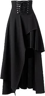 Women's Victorian Lolita Skirt Steampunk Vintage Style Skirt