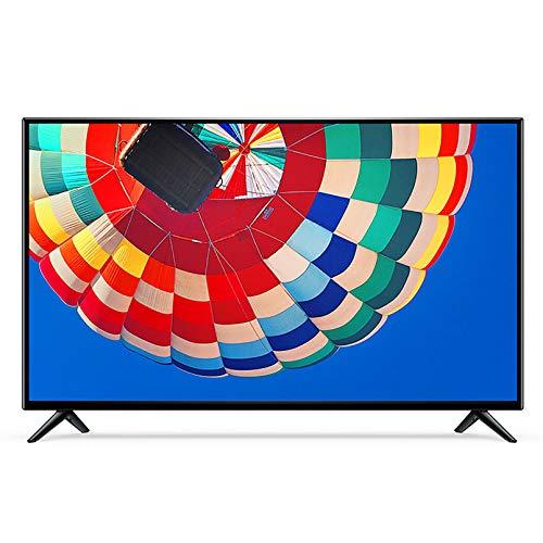 LINGXIU Smart TV, Diseño Ultrafino De Pantalla Completa, Potente Función De Chip, Diseño De Metal, Sonido Hermoso, Contenido