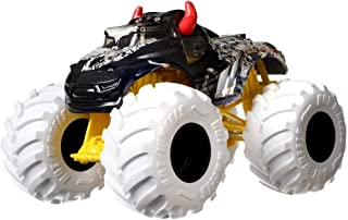 Hot Wheels Steer Clear Monster Truck, 1:24 Scale