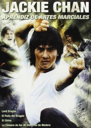 Jackie Chan: Lord Dragon/El Puño Del Dragon/El Chino/La Camara De Los 36...