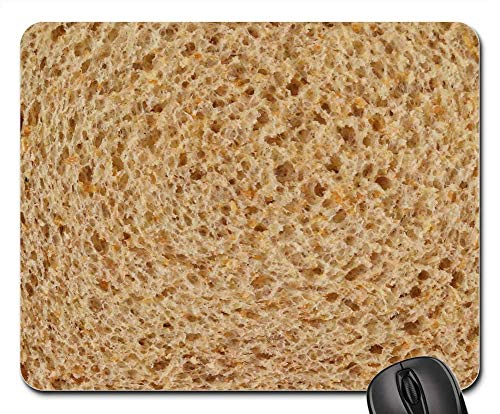 Mauspad - ansatz detail brot integral fiber grain slice