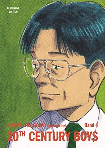 20th Century Boys: Ultimative Edition: Bd. 4
