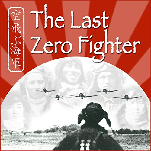 The Last Zero Fighter cover art