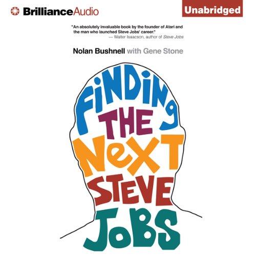 Finding the Next Steve Jobs cover art