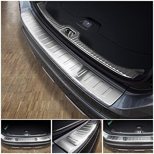 tuning-art 818 Edelstahl Ladekantenschutz für Volvo XC60 2013-2017 5 Jahre Garantie