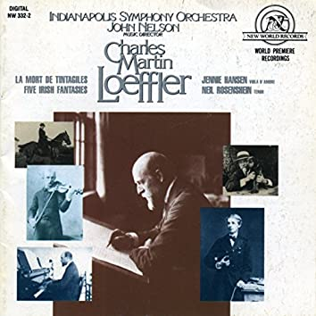 Charles Martin Loeffler: Orchestral Works