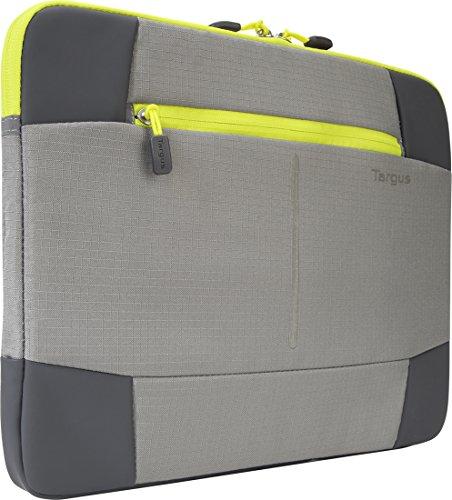 "Targus TSS878 maletines para portátil 35,6 cm (14"") - Funda (Funda, 35,6 cm (14""), 231 g, Gris, Amarillo)"