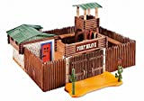 playmobil vaqueros del oeste fuerte