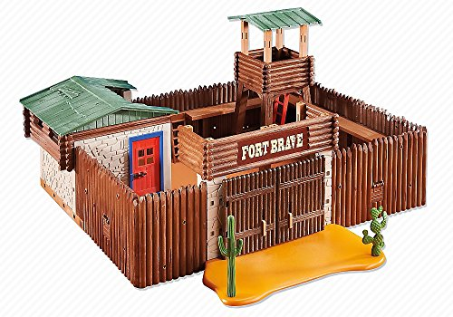 playmobil fort brave
