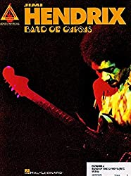 Partition : Hendrix Band Of Gypsys Tab