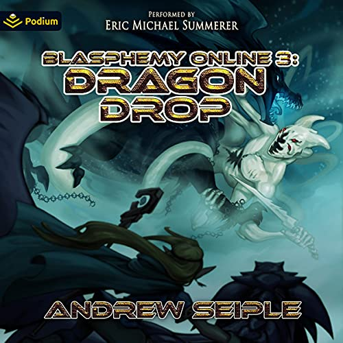 Dragon Drop Audiobook By Andrew Seiple cover art