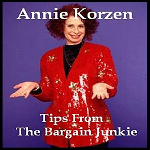 Tips from the Bargain Junkie copertina