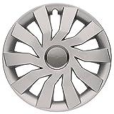 Cm Diseño Rock Grey Eye Plata/Gris 13 Pulgadas, Apta para C