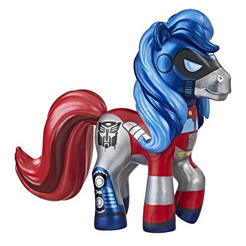 My Little Pony x Transformers Crossover Collection My Little Prime - Statuetta da collezione ispirata ai trasformatori