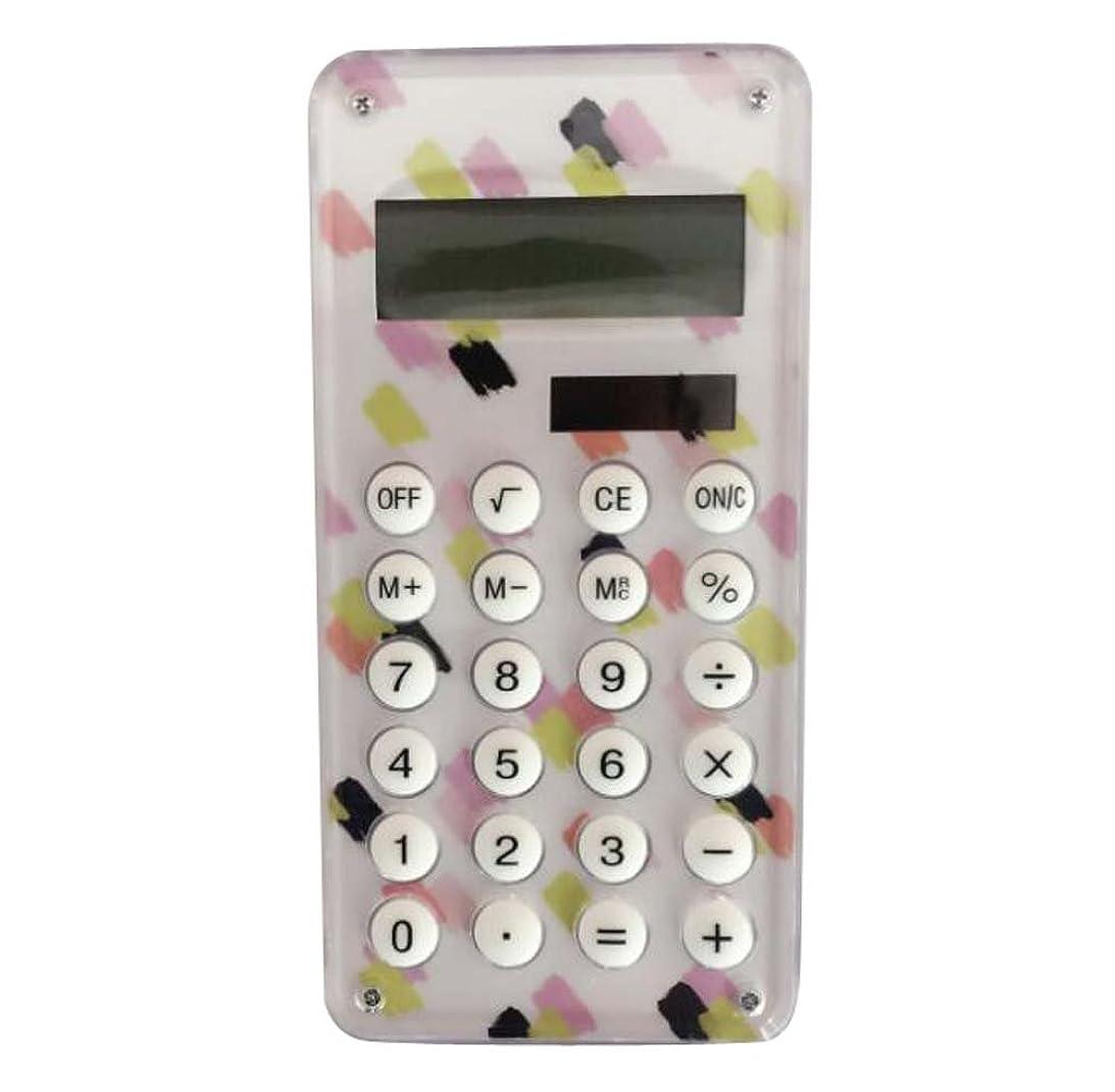 ブランド名ファイター虎ミニソーラー電卓シンプルなスタイルの電卓クリエイティブオフィス用品、B1