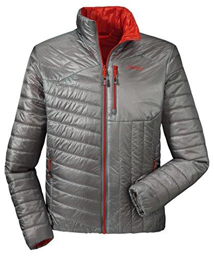 Schöffel Herren Jacke ZipIn Jacket Whistler, Grau, 54
