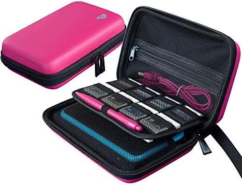 Pink 3ds xl case