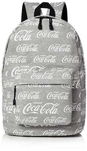 [コカ・コーラ] リュック 総柄 大容量 A4サイズ対応 PC COK-MBBKW05 グレー One Size