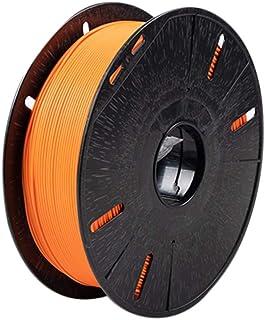 Tesseract 1.75mm ABS 3D Printing Filament (1 KG Spool) - Orange