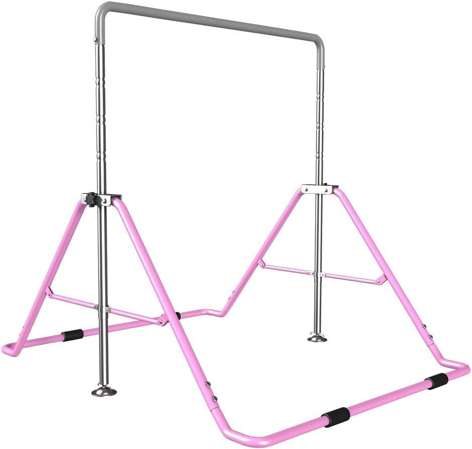 Industry No. 1 OTEKSPORT Gymnastics Training Bar Horizonta for Expandable Kids Daily bargain sale