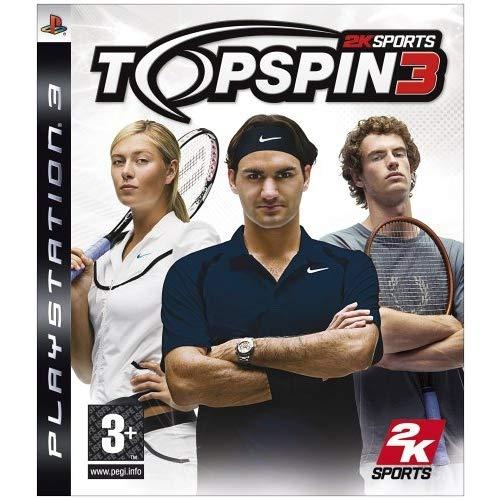 2K Top Spin 3, PS3, ITA