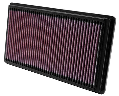 K&N Engine Air Filter: High Performance, Premium, Washable, Replacement Filter: Compatible with 1999-2009 JAGUAR/LINCOLN/FORD (S-Type, LS, Thunderbird, Focus RS) , 33-2266